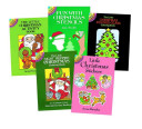 Five Little Christmas Activity Books