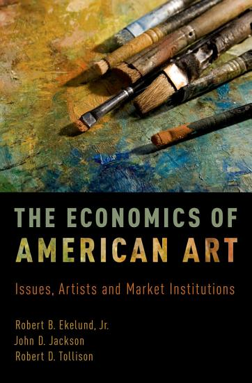 The Economics of American Art PDF