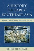A History of Early Southeast Asia PDF
