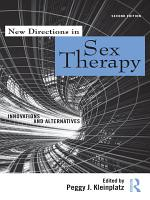 New Directions in Sex Therapy PDF