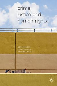 Crime, Justice and Human Rights