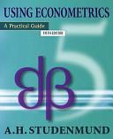 Using Econometrics PDF
