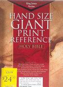 Cornerstone Giant Print Reference Bible PDF
