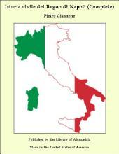 Istoria civile del Regno di Napoli (Complete)