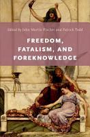 Freedom  Fatalism  and Foreknowledge PDF