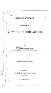 Suggestions Introductory to a Study of the Aeneid