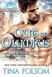 Out of Olympus Box Set (Books 1 - 4): The complete series