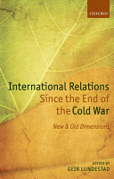International Relations Since the End of the Cold War PDF