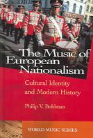 The Music of European Nationalism PDF