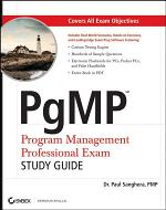 PgMP: Program Management Professional Exam Study Guide