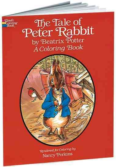 The Tale of Peter Rabbit Coloring Book PDF