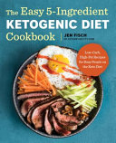 Ketogenic Diet  5 Ingredient  Book
