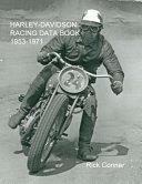 Harley-Davidson Racing Data