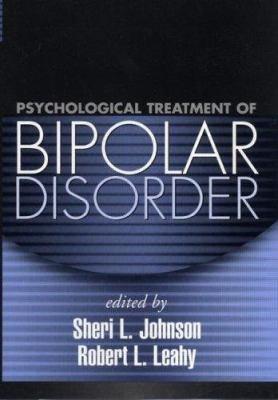 Psychological Treatment of Bipolar Disorder PDF