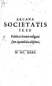 Arcana Societatis Jesu
