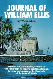 Journal of William Ellis