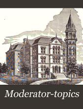 Moderator topics PDF