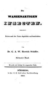 Die wanzenartigen Insecten, getreu nach der Natur abgebildet und beschrieben: Band 7