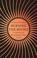 BURNING THE BOOKS.