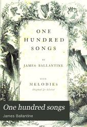 One hundred songs