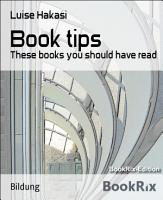 Book tips PDF