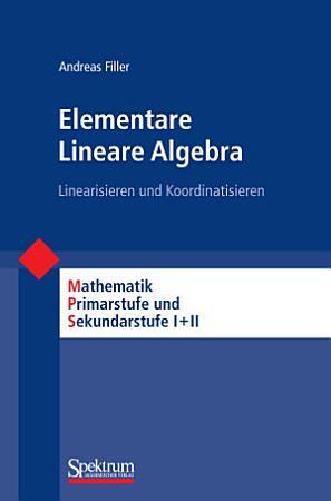 Elementare Lineare Algebra PDF