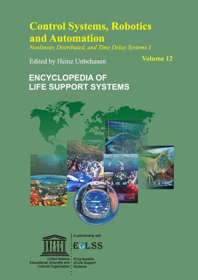 Control Systems  Robotics and AutomatioN     Volume XII PDF