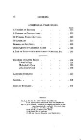 English Surnames: An Essay on Family Nomenclature, Historical, Etymological, and Humorous; with Several Illustrative Appendices, Volume 2