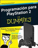 Programaci  n para PlayStation 2 PDF