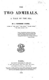 The Two Admirals: A Tale of the Sea