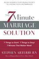 The 7 Minute Marriage Solution PDF