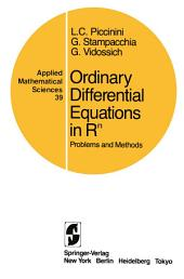 Ordinary Differential Equations in Rn: Problems and Methods