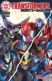 Transformers: Robots in Disguise Animated #2