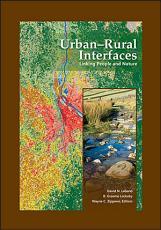 Urban Rural Interfaces PDF