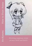 How to Draw Anime PDF