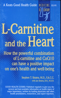L Carnitine and the Heart