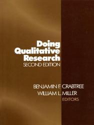 Doing Qualitative Research Book PDF