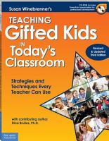 Teaching Gifted Kids in Today s Classroom PDF