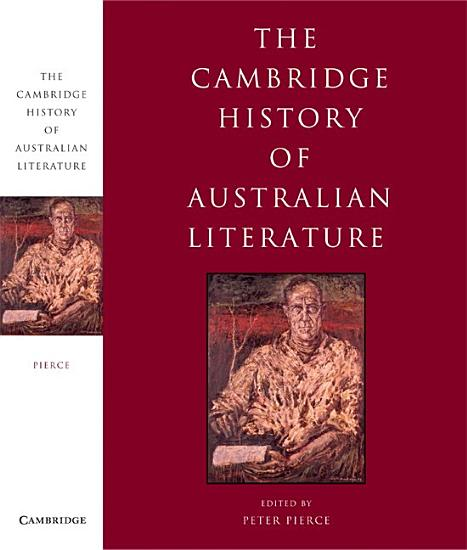 The Cambridge History of Australian Literature PDF
