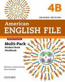 American English File Multi pack Split 4b PDF