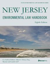 New Jersey Environmental Law Handbook: Edition 8