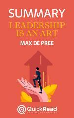 Leadership is an Art by Max De Pree (Summary)