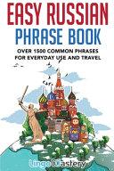 Easy Russian Phrase Book