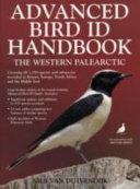 Advanced Bird ID Handbook