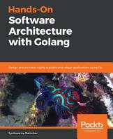 Hands On Software Architecture with Golang PDF