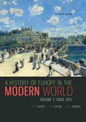 A History of the Modern World, Volume 2: 11th Edition
