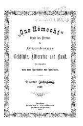 """Ons hémecht"": Band 3"