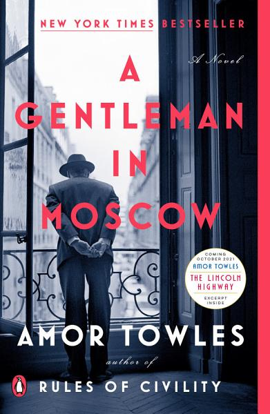 Download A Gentleman in Moscow Book