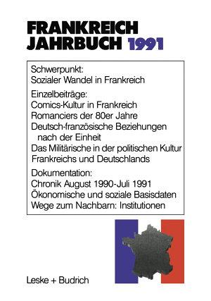Frankreich Jahrbuch 1991 PDF