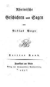 Rheinische Geschichten und Sagen: 3